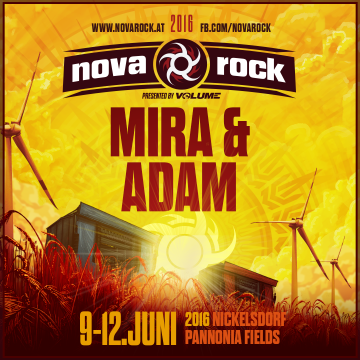 Band announcement_Mira&Adam
