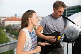 BalconyTV Vienna - Photos by Astrid Schwab